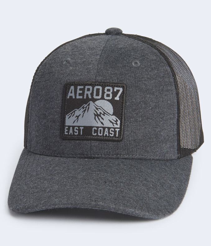 Aero 87 Adjustable Trucker Hat***