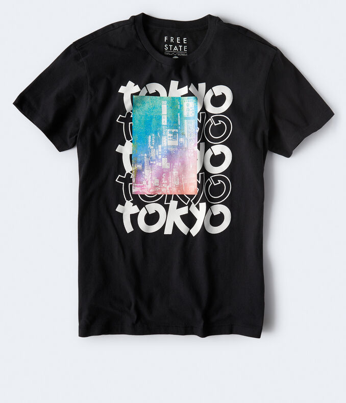 Free State Tokyo Graphic Tee