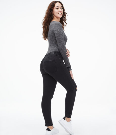 Seriously Stretchy High-Rise Slim & Thick Curvy Jegging
