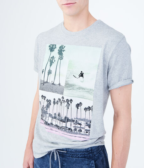 Beach Life Graphic Tee
