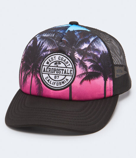 Aero Tropical Trucker Hat