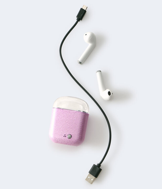 Wireless Earbuds With Case
