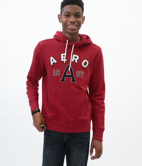 Aero 19A87 Pullover Hoodie