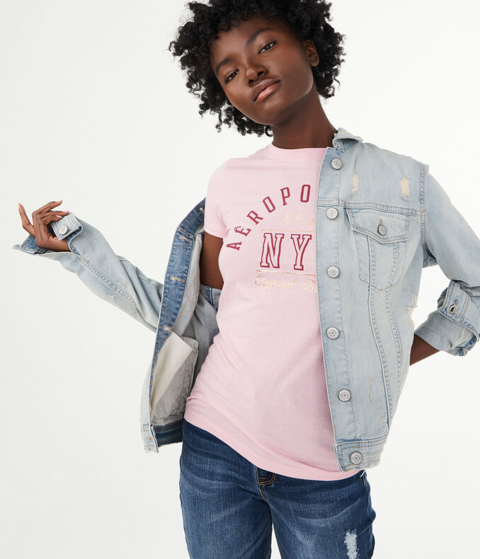 Aeropostale NYC Graphic Tee