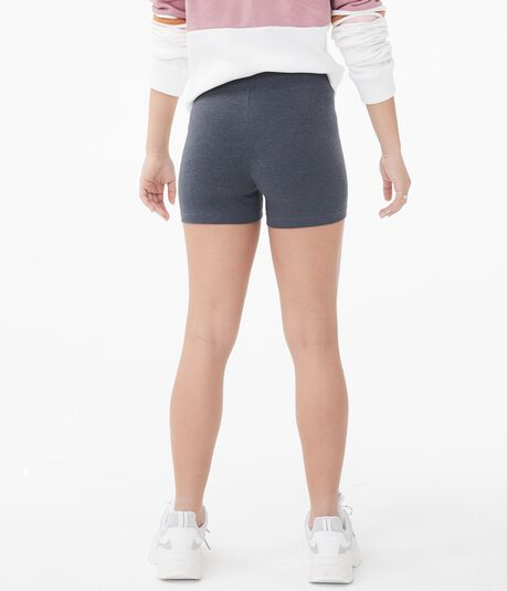 High-Rise Booty Shorts
