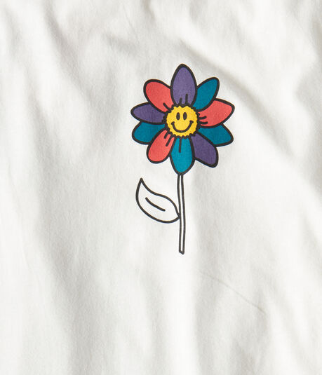 Aero One Daisy Graphic Tee