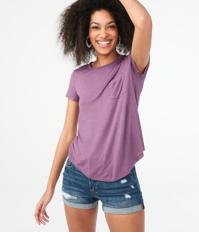 Seriously Soft Crew Tee