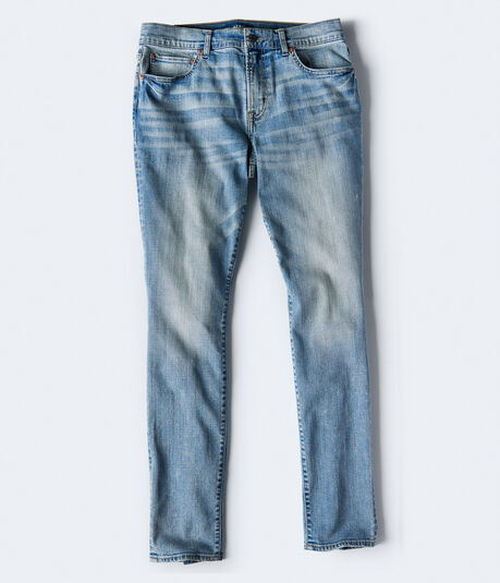 Soft Spun Skinny Stretch Jean