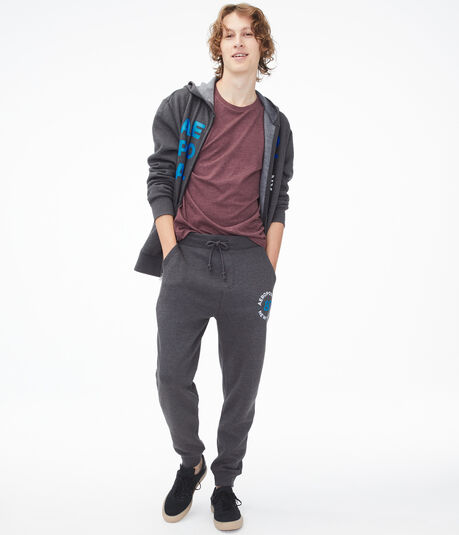 Aeropostale 87 Circle Jogger Sweatpants
