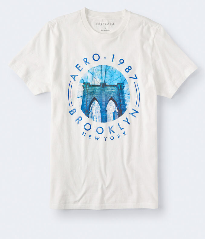 Aero Brooklyn Graphic Tee