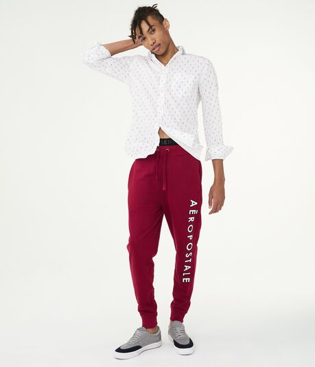 Vertical Aeropostale Jogger Sweatpants