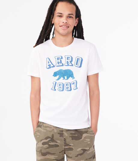 Aero Bear 1987 Graphic Tee