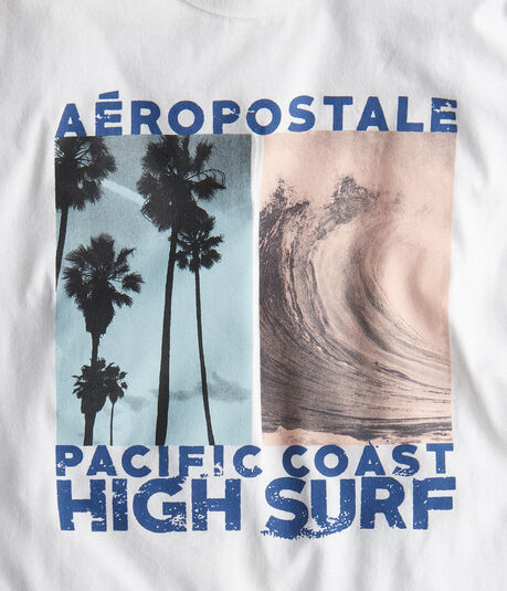 Aeropostale High Surf Graphic Tee