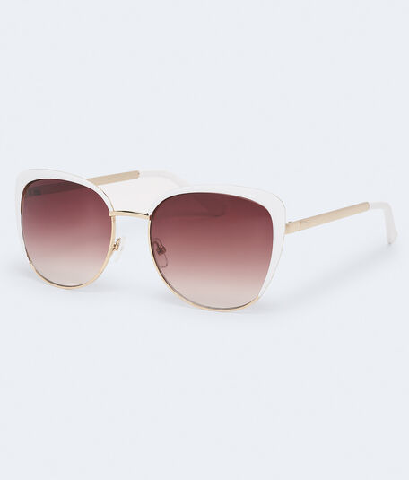 Butterfly Tinted Sunglasses***