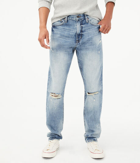Real Denim High-Rise 90's Dad Jean