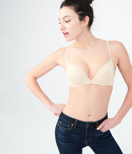 LLD Solid Push-Up Bra***