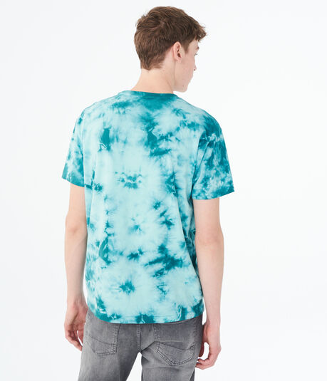 Tie-Dye SoCal Graphic Tee