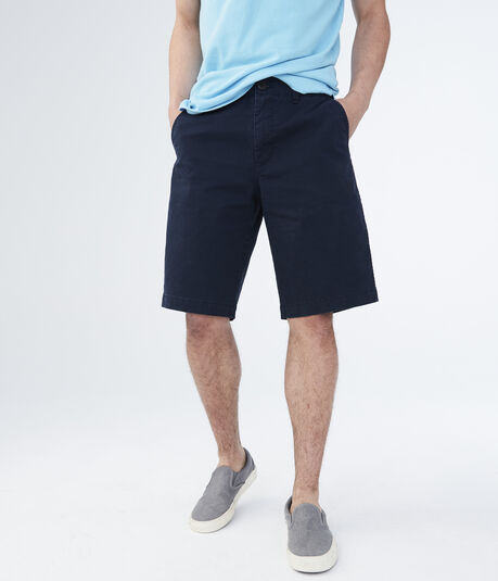 "Longboard Stretch 11.5"" Chino Shorts"