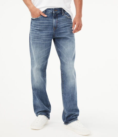 Real Denim Loose Jean