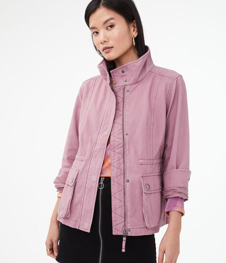 Lightweight Twill Jacket