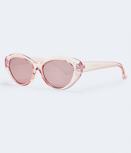 Slim Cateye Sunglasses