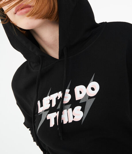 LLD Let's Do This Pullover Hoodie