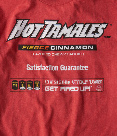 Hot Tamales Graphic Tee