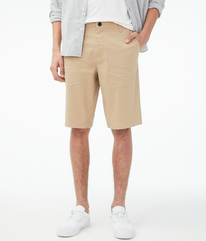 "Longboard 11.5"" Stretch Chino Shorts"