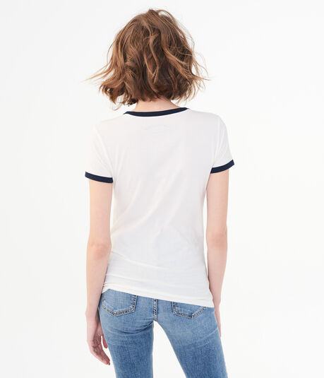 NYC Ringer Graphic Tee