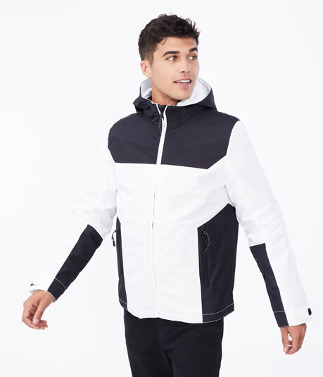 Aeropostale Colorblocked 3-in-1 Hooded Jacket
