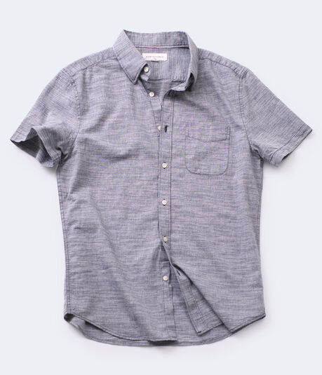 Streaky Button-Down Shirt