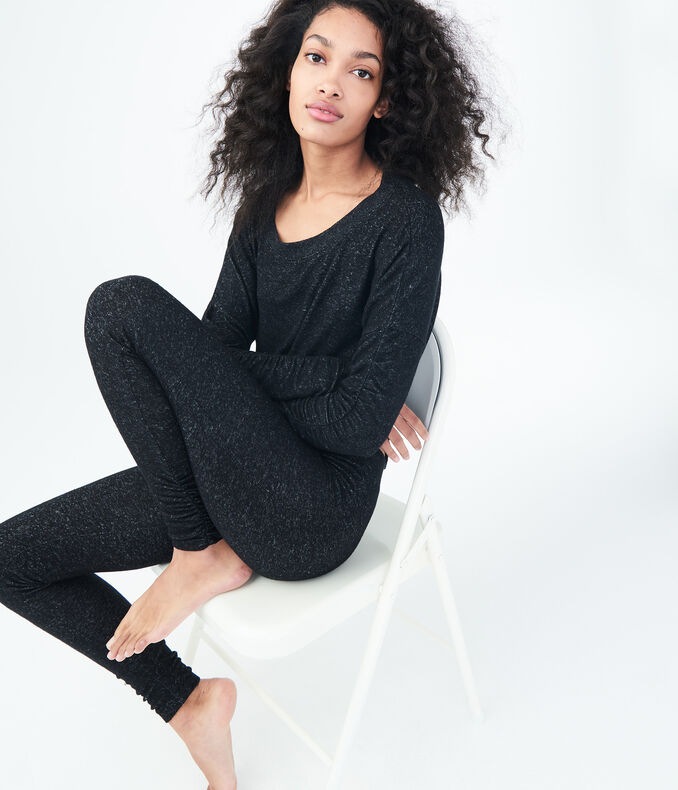 LLD Seriously Soft Ruched Leggings