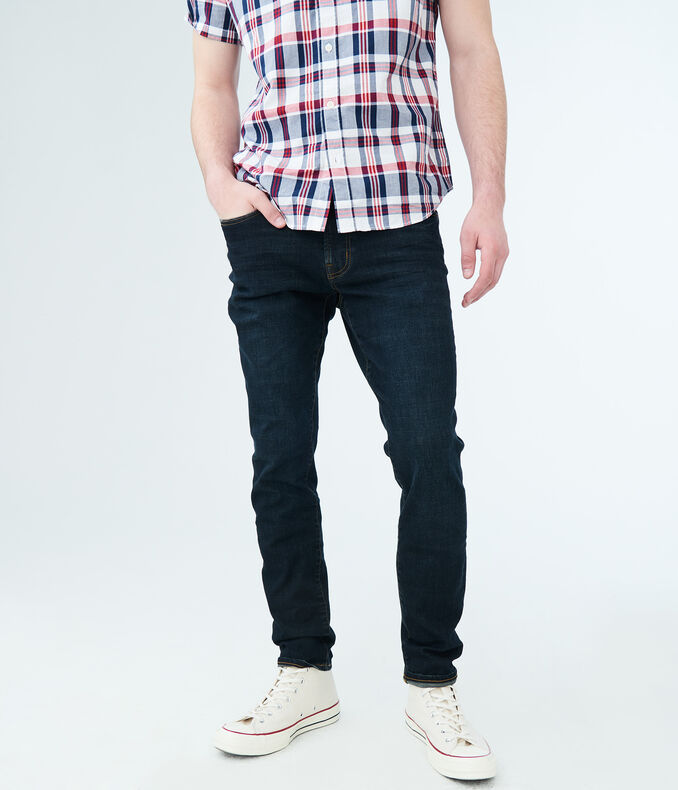 Flex Effects Super Skinny Dark Wash Jean