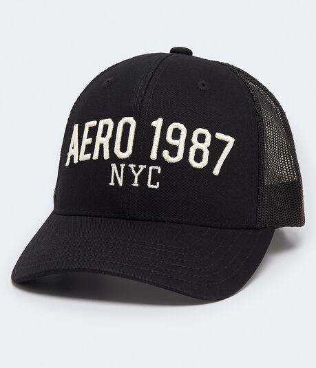 Aero 1987 Adjustable Trucker Hat