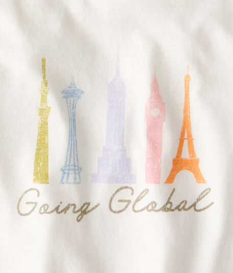 Free State Going Global Graphic Tee