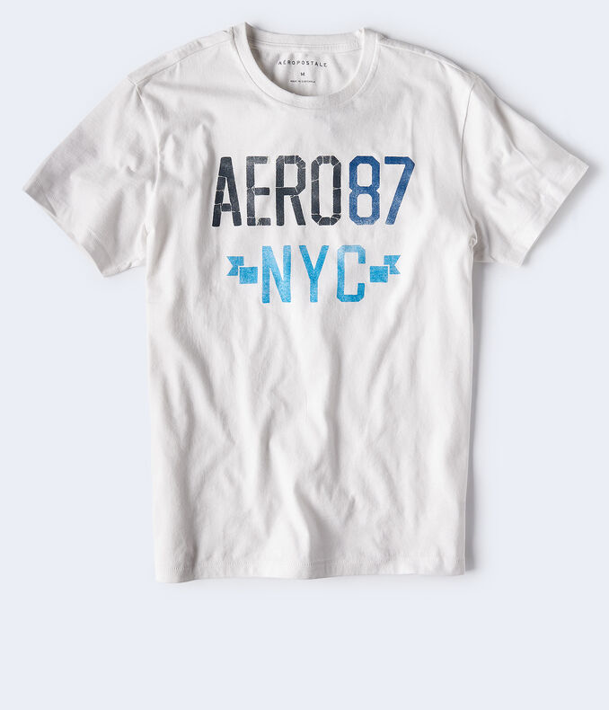 Aero 87 NYC Graphic Tee