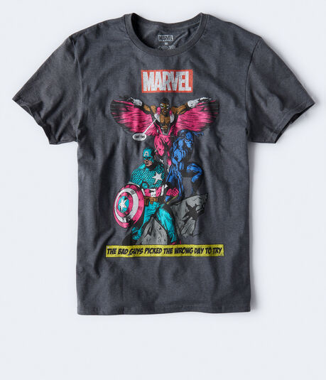 Marvel Wrong Day Graphic Tee