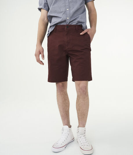 "Classic Stretch 9.5"" Chino Shorts"