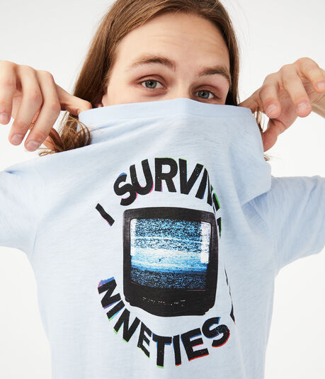 Free State I Survived The Nineties Graphic Tee