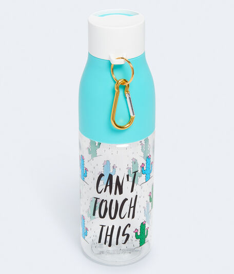Can't Touch This Water Bottle