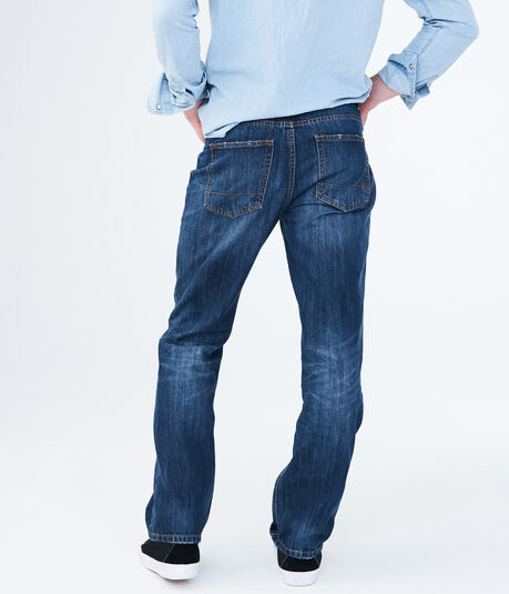 Relaxed Vintage Dark Wash Jean