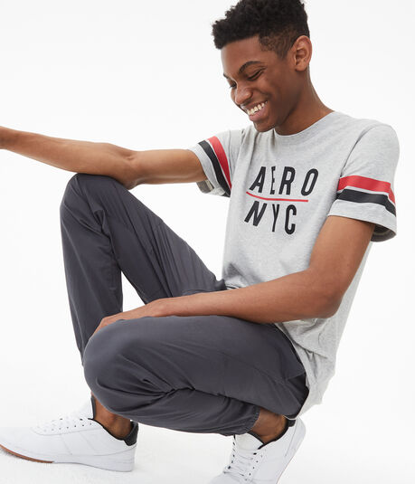 Aero NYC Stretch Graphic Tee