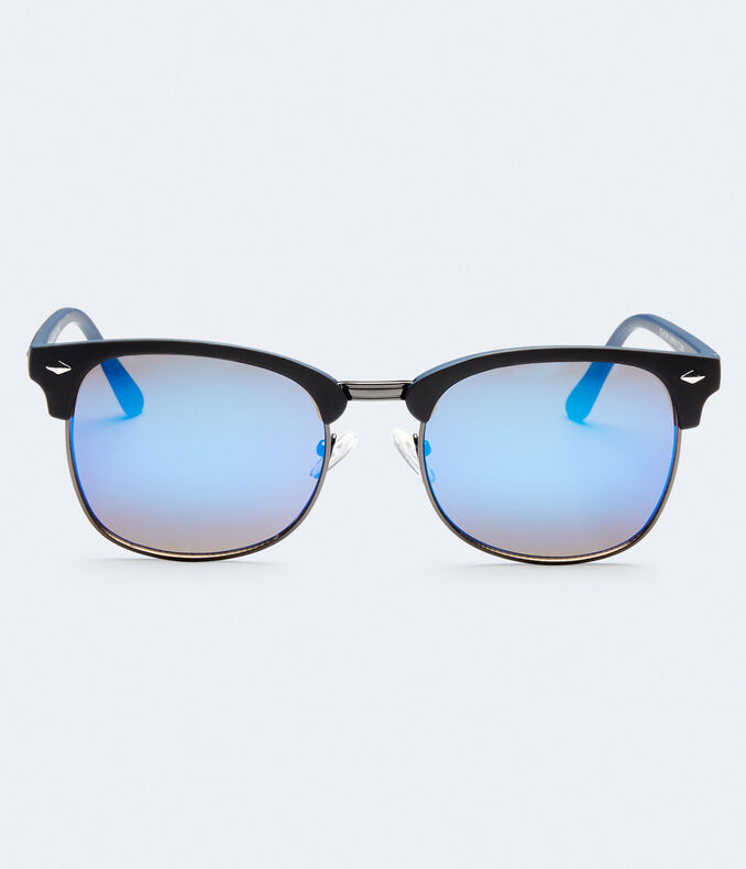 Matte Tinted Lens Clubmax Sunglasses***