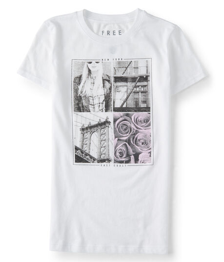 Free State Girl In The City Graphic Tee