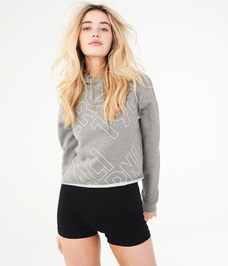 High-Waisted Knit Booty Shorts