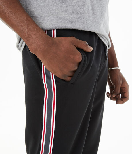 Side Stripe Track Pants