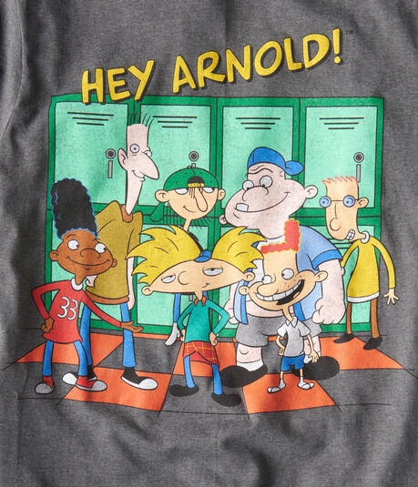 Hey Arnold Graphic Tee