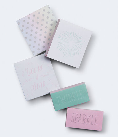 Sticky Note Pad 6-Pack