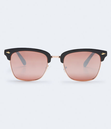 Tonal Mirrored Clubmax Sunglasses