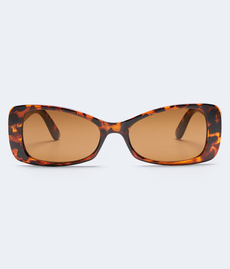 Rectangle Fashion Sunglasses